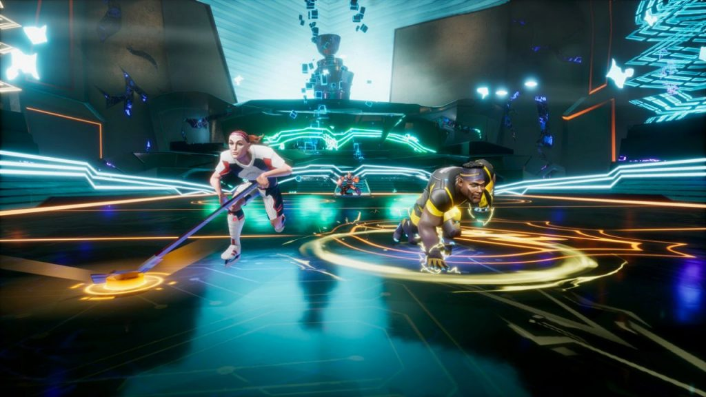 "Apple lancia ""Ultimate Rivals"" The Rink 3"