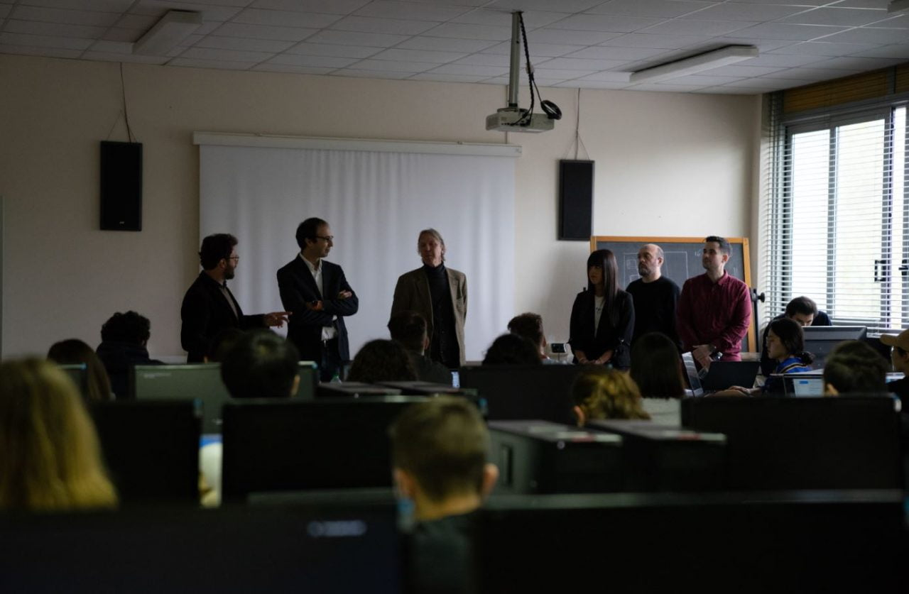 Huawei presenta Design It Possible X Accademia di Brera 2