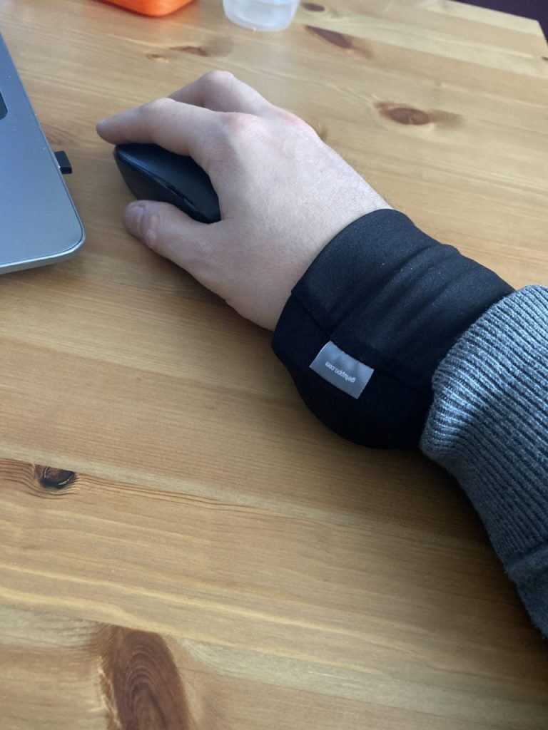 UPPO il bracciale ergonomico 4