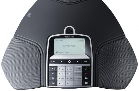Panasonic annuncia KX-HDV800, il nuovo telefono IP per comunicazioni aziendali 1