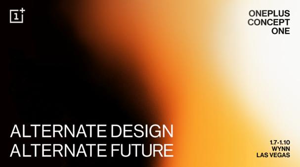 OnePlus annuncia il debutto del suo primo Concept Phone al CES 2020 1