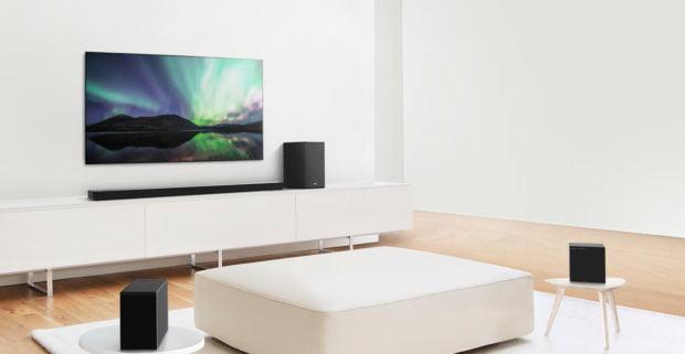 Le nuove soundbar LG per un'esperienza audio premium per un pubblico sempre più ampio 1