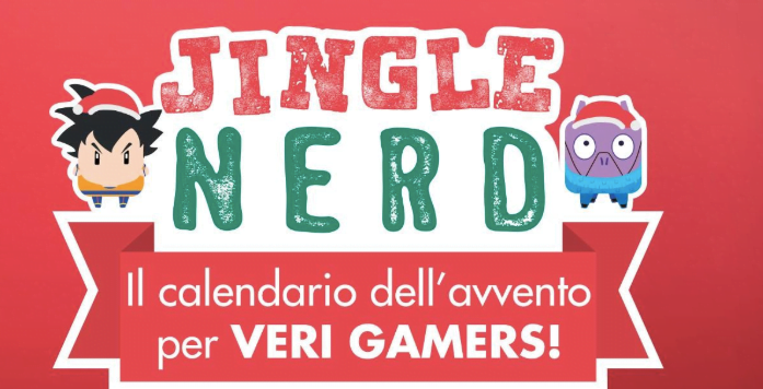 JINGLE NERD by GameStop - Offerte del 21 Dicembre 1