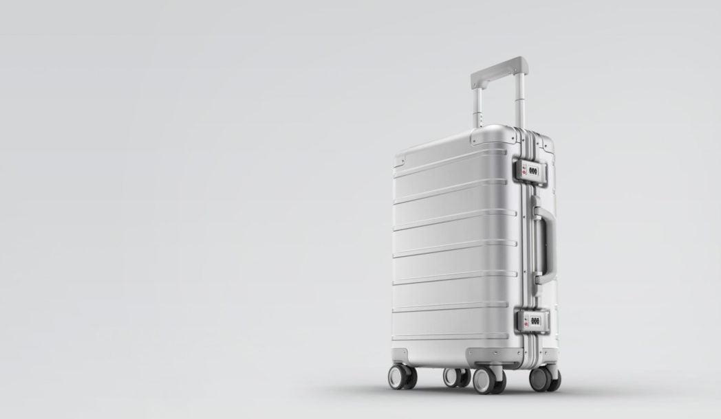 """Xiaomi porta in Italia Metal Carry-on Luggage 20"""" e detta nuove regole per viaggiare con stile 2"""