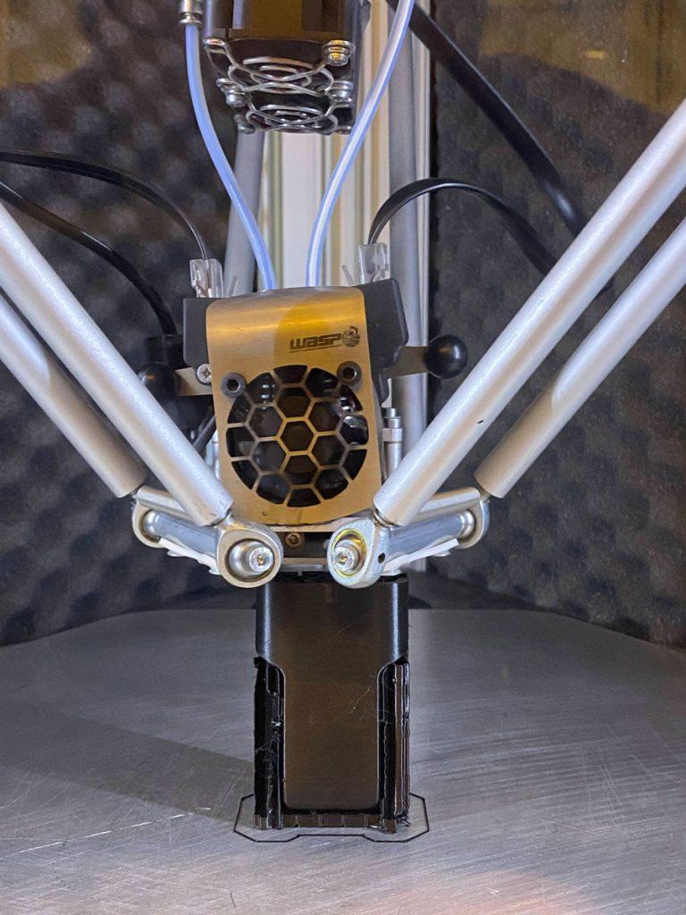 Wasp e Technogym Stampa 3D nel Wellness 3