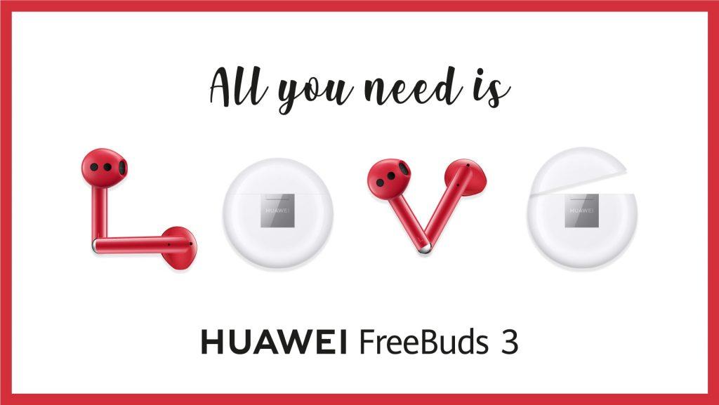 Huawei a San Valentino pensa per due 2
