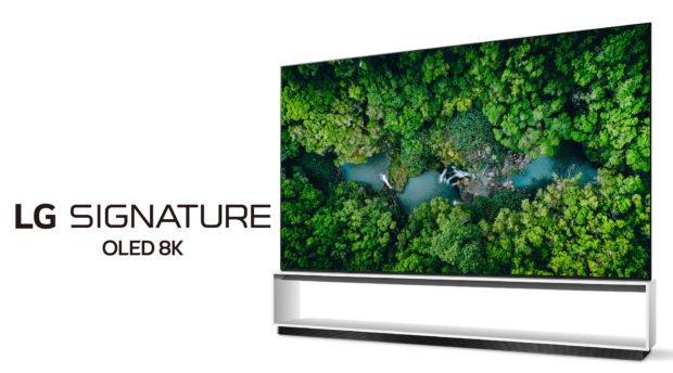 LG PRESENTA LA GAMMA DI TV 8K 2020 1