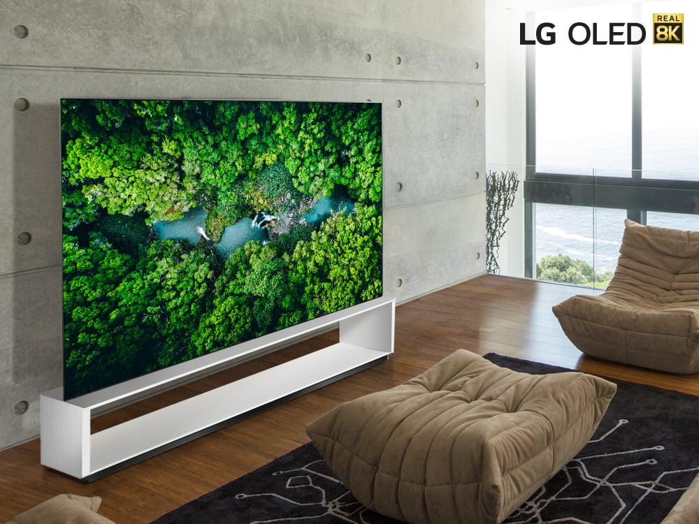 LG PRESENTA LA GAMMA DI TV 8K 2020 3