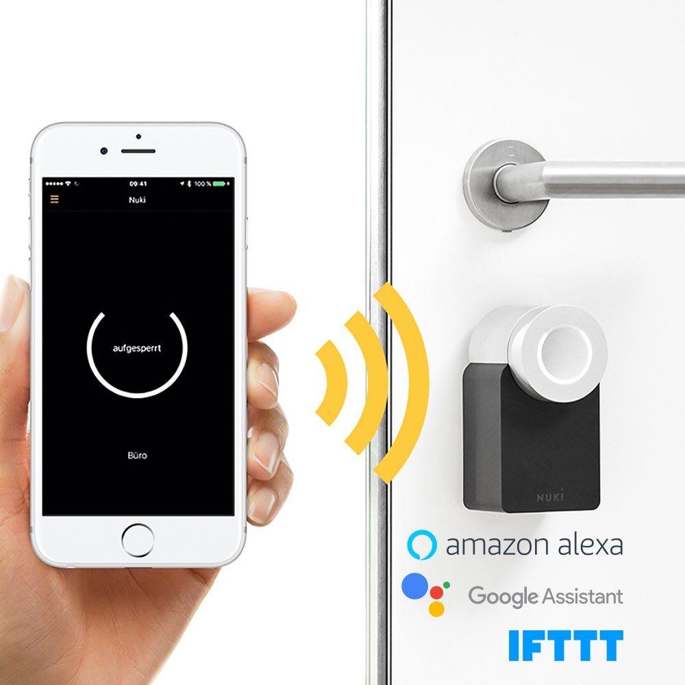 Recensione Nuki Smart Lock: la porta di casa diventa smart - Codice sconto per gli utenti SocialandTech 9
