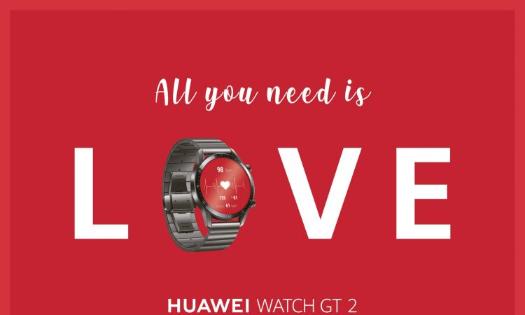 Huawei a San Valentino pensa per due 1