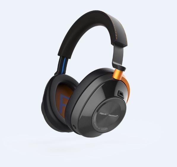Klipsch Audio e McLaren Racing: svelata l'innovativa serie di cuffie co-branded 3