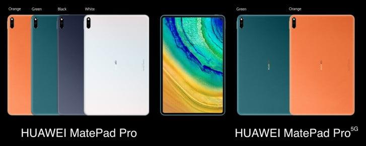 Huawei presenta HUAWEI MatePad Pro 2