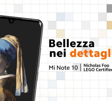 Xiaomi Mi Note 10: la bellezza è nei dettagli 3