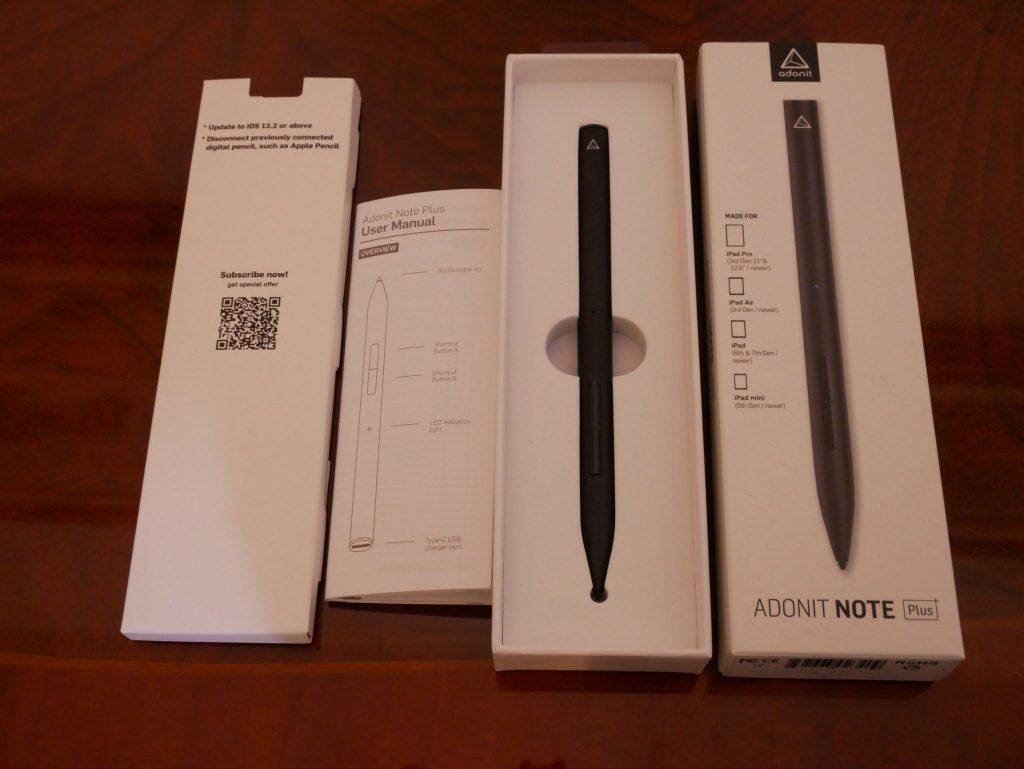 Recensione Adonit Note+: maggior controllo, ma è davvero l'alternativa ad Apple Pencil? 3