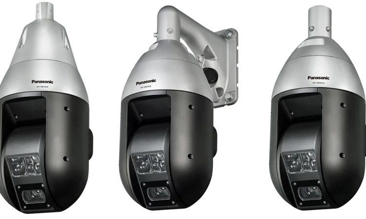 Nuovi livelli di visibilità notturna con le telecamere di sicurezza PTZ a infrarossi di Panasonic 1