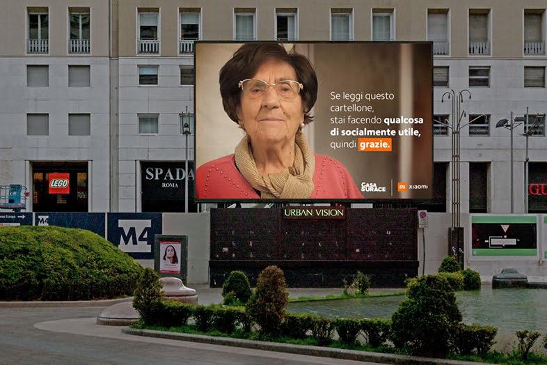Xiaomi, Casa Surace e Urban Vision  per la diffusione di un messaggio socialmente responsabile 2
