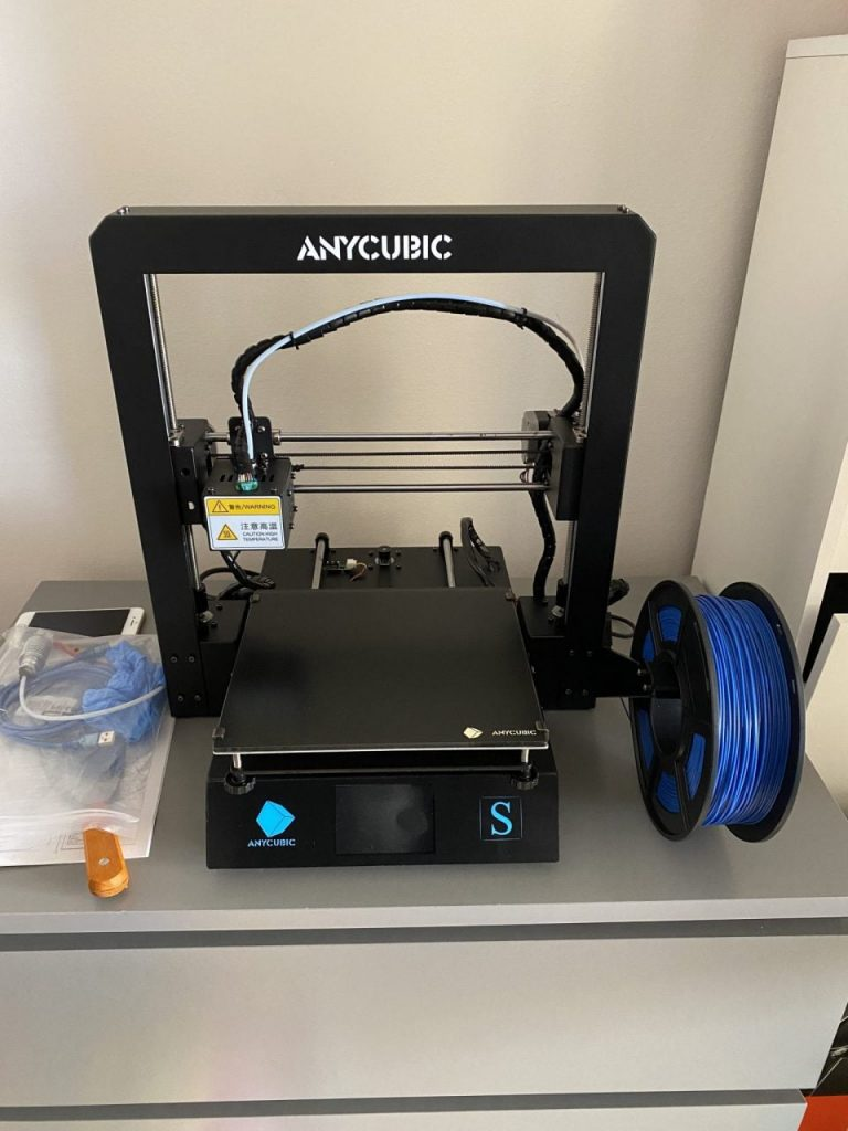 Anycubic Mega S - Stampante 3D 7