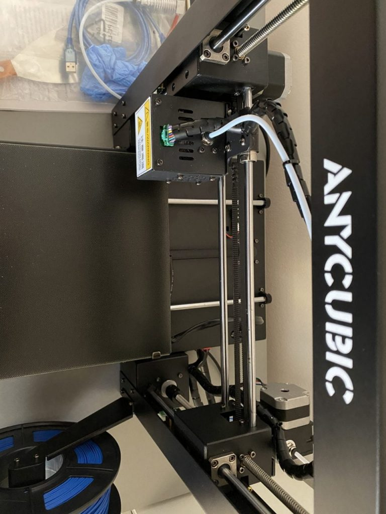 Anycubic Mega S - Stampante 3D 8