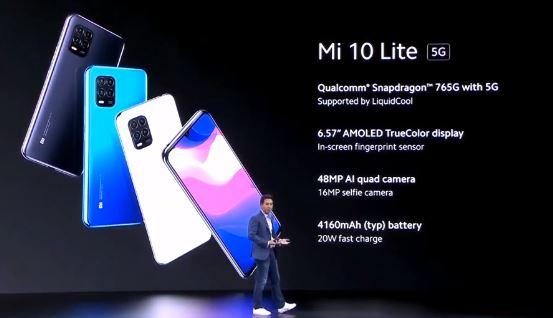 Diretta presentazione XIAOMI Mi 10, Mi 10 Pro e Mi 10 Lite 15