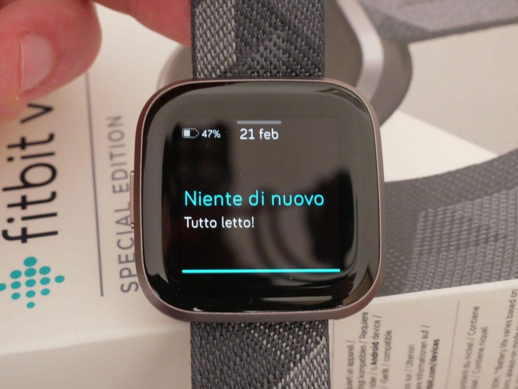 Recensione Fitbit Versa 2: quando Alexa si mette al polso 12
