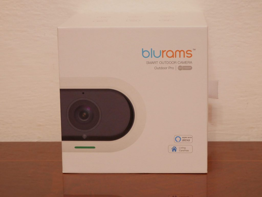 Recensione telecamera blurams Outdoor Pro 2