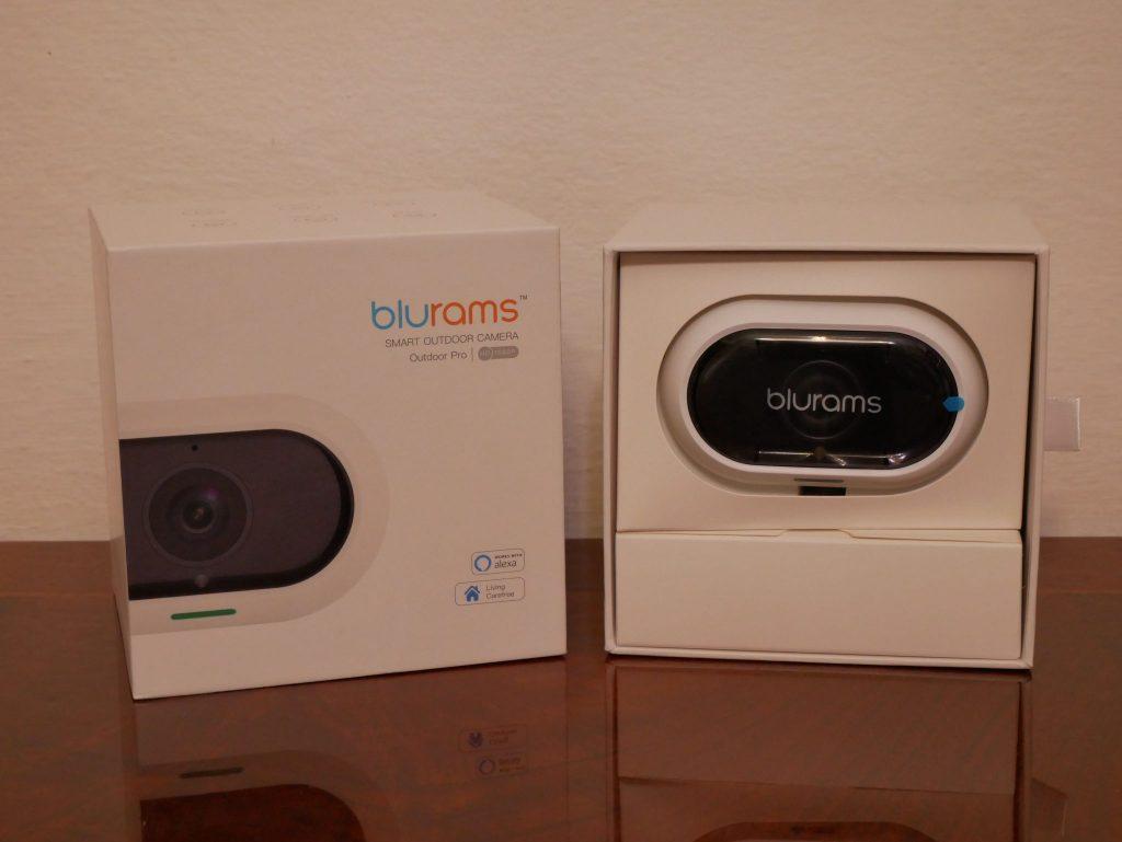 Recensione telecamera blurams Outdoor Pro 3