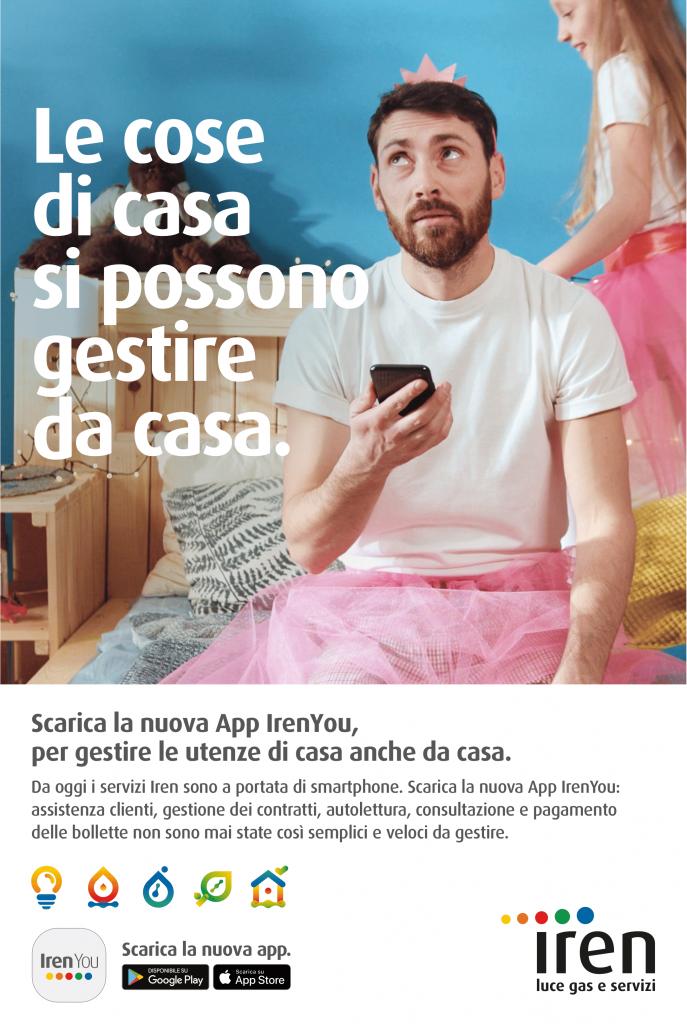 Iren lancia IrenYou: la nuova App green per gestire tutto da casa 2