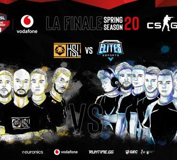Conclusi i playoff dell'ESL Vodafone Championship 1