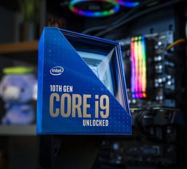Intel presenta il processore più veloce per il gaming 1