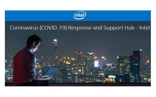 Covid-19, Intel stanzia 50 milioni di dollari per combattere l'emergenza 1
