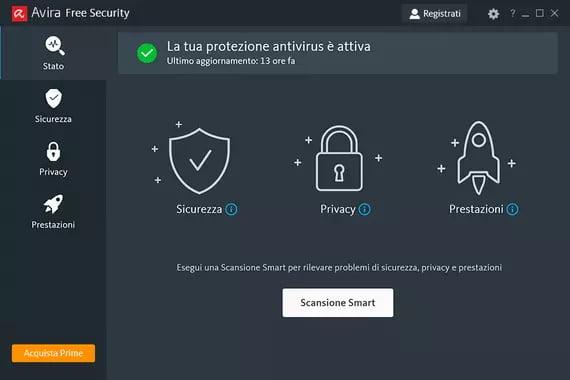 Avira presenta la nuova versione di Avira Free Security 1