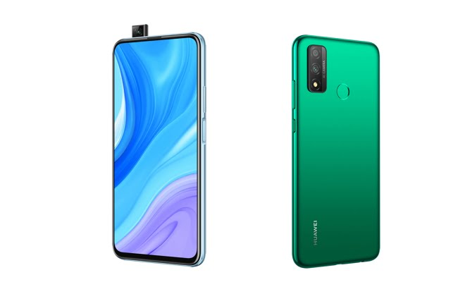 Huawei presenta HUAWEI P smart 2020 e HUAWEI P smart Pro 1