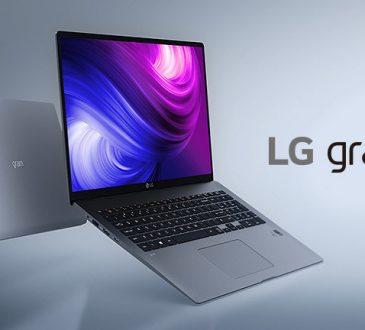 LG Electronics annuncia i notebook ultraleggeri della serie LG gram 2
