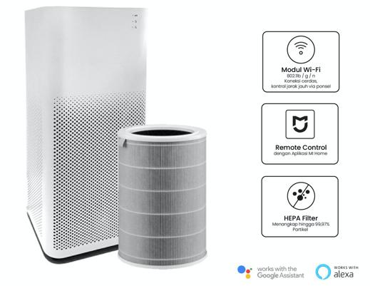 Xiaomi AirPurifier - Design e Prestazioni Top 4