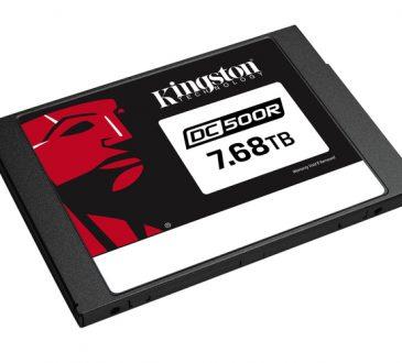 Kingston Technology annuncia la disponibilità di SSD da 7,68TB per data center ad alte prestazioni 2