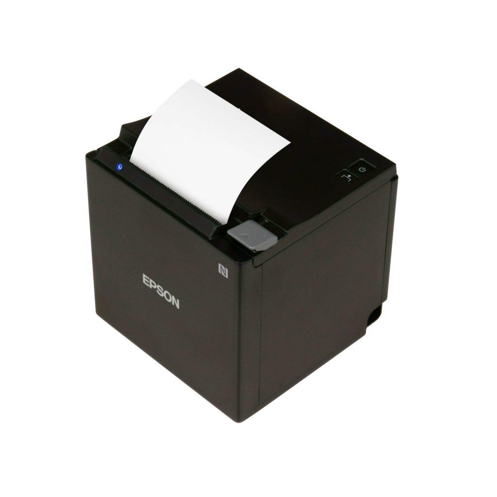 Epson presenta due nuove stampanti per scontrini mPOS 2
